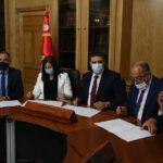 رئاسة الحكومة: غدا استئناف العمل بالمحاكم