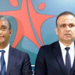 بعد لقائه بالجريء: وزير الرياضة يستقبل توفيق المكشر