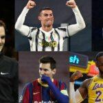 قائمة الرياضيين الأعلى أجرا لـ 2020