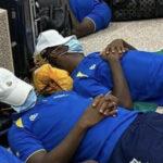 تغريم أوباميانغ بسبب أحداث مطار غامبيا