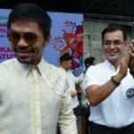 ملاكم على رأس الحزب الحاكم في الفلبين