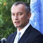 الديبلوماسي البلغاري ملادينوف يعتذر عن تولي منصب مبعوث الامم المتحدة الى ليبيا