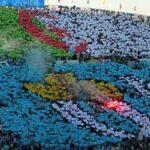 أولمبيك مرسيليا يحتفل بذكرى ميلاد رئيس الجزائر الأوّل