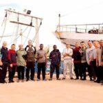 دي مايو: الافراج عن الصيادين تم مقابل إعادة العلاقات مع حفتر