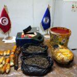 الديوانة: حجز اكثر من كيلوغرام  من الماريخوانا بمطار تونس قرطاج
