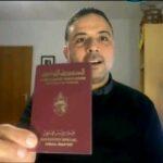"""الداخلية : سيف مخلوف تسلم """"جواز سفر خاص"""" سيُسحب منه فور وصوله تونس"""