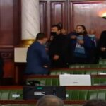 كتلة النهضة : عنف خطير حصل بالبرلمان وعلى مكتب المجلس فتح تحقيق