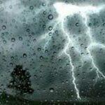 طقس اليوم: أمطار رعدية  ودرجات الحرارة في استقرار