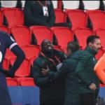 """بسبب العنصرية: وزير الرياضة التركي يهاجم حكم مباراة الـ""""psg"""""""