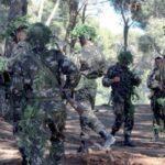 الجزائر: استشهاد عسكريين والقضاء على 4 إرهابيين
