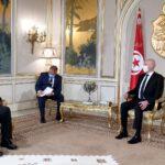 رسالة من الرئيس الغاني لسعيّد