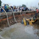 الصوناد: اضطراب وانقطاع في توزيع الماء  بـ 4 معتمديات و6 مناطق بـ 3 ولايات