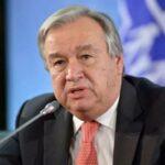 امين عام الامم المتحدة يقترح مرشحا جديدا  لمنصب المبعوث الأممي الخاص إلى ليبيا
