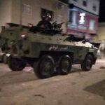 نقابة الحرس تؤكد نشر المدرعات بتونس الكبرى وتنشر صور نهب وتخريب بـ5 ولايات