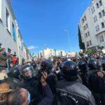 نواب المعارضة يُطالبون برفع الجلسة العامة بسبب الحصار الأمني المُشدّد