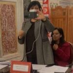 وصفتها بالعصا الغليظة للغنوشي: الدستوري الحرّ يطرح عريضة لسحب الثقة من سميرة الشواشي