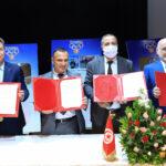 توماس باخ يشيد بالشراكة بين اللجنة الأولمبية والحكومة التونسية ومنظمة الصحة