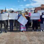 المنيهلة: وقفة احتجاجية أمام منزل سعيّد مُساندة له /صور-فيديو