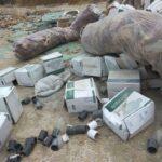 رئيس بلدية رواد: النفايات المحجوزة يوم أمس هي نفايات محليّة صناعية كيميائية