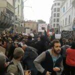 دعت إليها 8 أحزاب و13 منظمة: مسيرة   بالعاصمة مناهضة للنهضة وللحكومة / فيديو