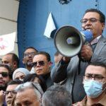 """حركة الشعب تدعو القضاء لتتبع الهاروني وتُطالب بحماية الدولة من """" عصابات النهضة"""""""