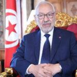 الغنوشي: أداء بعض الوزراء متواضع والحزام السياسي مع تحوير وزاري