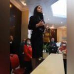 """جامعة النقل: اجتماع ألفة الحامدي """"مسقط""""  وكأنه عملية تواصلية معدة سلفا"""