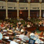تقييم المنظومة القانونية للانتخابات محور يوم دراسي بالبرلمان