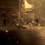 22 منظمة وجمعية تستغرب صمت السلطة ازاء الاحتجاجات الاخيرة وتندد بالاستعمال المفرط للقوة