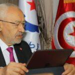 الغنوشي للإذاعة الجزائرية: لا نسمح وليس من مصلحة تونس المسّ بالعلاقة الإستراتيجية مع الجزائر