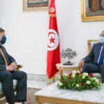 سفير أمريكا للمشيشي: مُستعدّون لمواصلة مساعدة تونس على مواجهة التحديات الاقتصادية والاجتماعية والأمنية
