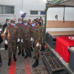 سعيّد يمنح ترقية استثنائية ووسام الجمهورية لشهداء المؤسسة العسكرية