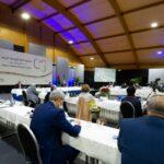 فوز قائمة محمد المنفي وعبد الحميد الدبيبة بانتخابات المرحلة الانتقالية في ليبيا