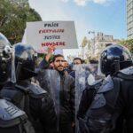 """""""هيومن رايتس"""" تطالب السلطات التونسية بفتح تحقيق عاجل في مقتل محتج بالقصرين وردع أمنيين خرقوا القانون"""