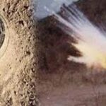 المغيلة: إصابة عسكريين في انفجار لغم