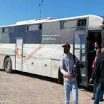 الأمن يمنع فريق نجم المتلوي من الدخول الى ملعب مصطفى بن جنات بالمنستير
