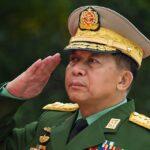 انقلاب ميانمار: بعد اعتقال رئيس البلاد الجيش يسلّم السلطة لجنراله القوي