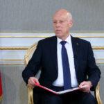 استثنى منها خماسيّا منه قلب تونس وائتلاف الكرامة: قيس سعيّد يلتقي ممثلين عن الكتل البرلمانية