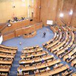 اليوم جلسة عامة بالبرلمان لمساءلة 3 وزراء