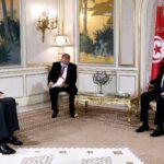 سعيّد يستقبل المبعوث الأممي الجديد الى ليبيا