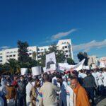 جامعة الصحة تعلن عن إيقاف الخدمات بكل المؤسسات الصحية وعن اعتصام مفتوح بداية من يوم غد
