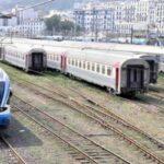 إضراب مفاجئ لأعوان شركة السكك الحديدية