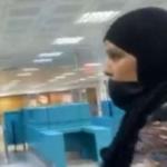 """بسبب شبهة إرهابية: تحجير السفر على """"امرأة غزوة المطار"""""""