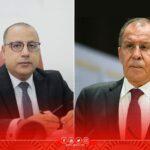 """اتفاق بين المشيشي ولافروف على تقديم  تواريخ تسليم تونس لقاح """"Sputnik V"""""""