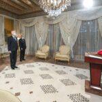 عضو المجلس الأعلى للقضاء الجديد يؤدي اليمين أمام سعيّد