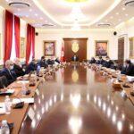 مجلس الوزراء يُصادق على عدد من مشاريع القوانين والأوامر الحكومية