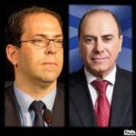 الحملة التونسية لمقاطعة اسرائيل تُدين مشاركة يوسف الشاهد في قمة بدبي الى جانب الصهيوني سيلفان شالوم