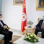 سفير الصين في لقاء بالمشيشي: نرغب في زيادة عدد سياحنا ووارداتنا من زيت الزيتون التونسي