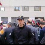 الداخلية تُقدّم روايتها عن فضّ اعتصام كتلة الدستوري الحرّ أمام فرع اتحاد العلماء المسلمين