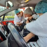 وزارة الصحة: 26534 شخصا تلقوا الجرعة الاولى من لقاح كورونا